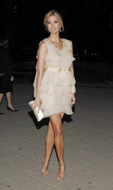 Ivanka Trump at arrivals for Vanity Fair Party for the 6th Annual Tribeca Film Festival, New York State Supreme Courthouse, New York, NY, April 24, 2007. Photo by: Ray Tamarra/Everett Collection