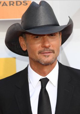 Tim McGraw at arrivals for 51st Academy Of Country Music (ACM) Awards - Arrivals 3, MGM Grand Garden Arena, Las Vegas, NV April 3, 2016. Photo By: James Atoa