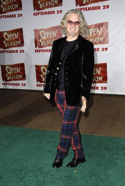 Billy Connolly at arrivals for OPEN SEASON Premiere, Greek Theatre in Griffith Park, Los Angeles, CA, September 25, 2006. Photo by: Michael Germana/Everett Collection