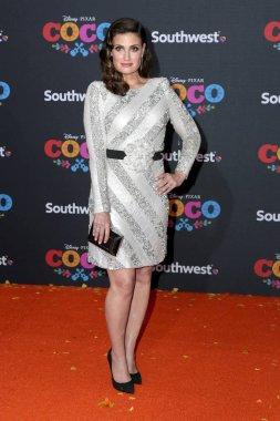 Idina Menzel at arrivals for COCO Premiere, El Capitan Theatre, Los Angeles, CA November 8, 2017. Photo By: Priscilla Grant/Everett Collection