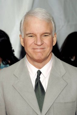 Steve Martin at arrivals for THE PINK PANTHER Premiere, The Ziegfeld Theatre, New York, NY, February 06, 2006. Photo by: Gregorio Binuya/Everett Collection