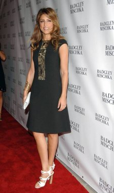 Jennifer Esposito at arrivals for Launch Party for BADGLEY MISCHKA Campaign, One Sunset Restaurant, Los Angeles, CA, August 27, 2007. Photo by: Dee Cercone/Everett Collection