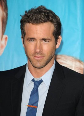 Ryan Reynolds at arrivals for THE CHANGE-UP Premiere, Village Theatre in Westwood, Los Angeles, CA August 1, 2011