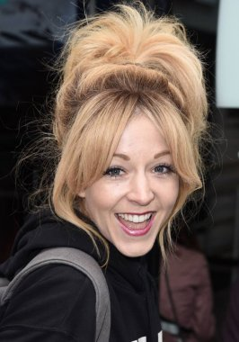 Lindsey Stirling out and about for Celebrity Candids - TUE, , New York, NY June 6, 2017. Photo By: Derek Storm/Everett Collection