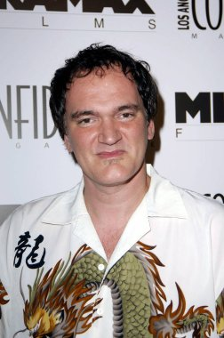 Quentin Tarantino at arrivals for Daltry Calhoun Premiere, Grauman's Chinese Theatre, Los Angeles, CA, September 20, 2005. Photo by: Michael Germana/Everett Collection