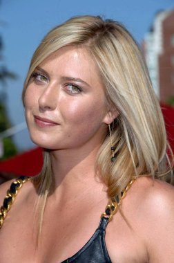 Maria Sharapova at arrivals for 2007 ESPY AWARDS, The Kodak Theatre, Los Angeles, CA, July 11, 2007. Photo by: Dee Cercone/Everett Collection