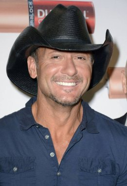 Tim McGraw in attendance for Duracell QUANTUM HEROES Battery Campaign Launch and FDNY Donation, Engine 33, Ladder 9 44 Great Jones Street, New York, NY August 15, 2013. Photo By: Derek Storm/Everett Collection
