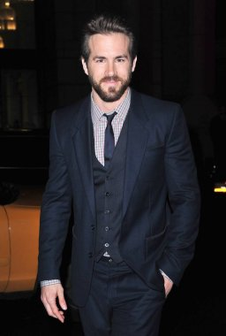 Ryan Reynolds at arrivals for IFP's 19th Annual Gotham Independent Film Awards, Cipriani Restaurant Wall Street, New York, NY November 30, 2009