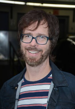 Ben Folds out and about for Celebrity Candids - MON, , New York, NY November 2, 2015. Photo By: Derek Storm/Everett Collection
