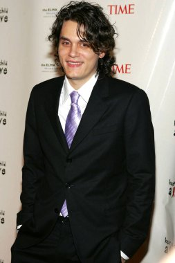 John Mayer at arrivals for The Black Ball Keep A Child Alive Fundraiser, Frederick P. Rose Hall, Home of Jazz at Lincoln Center, New York, NY, November 03, 2005. Photo by: Gregorio Binuya/Everett Collection