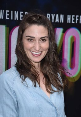 Sara Bareilles at arrivals for SEEING YOU Immersive Theater Collaboration, The High Line Building, New York, NY July 23, 2017. Photo By: Derek Storm/Everett Collection