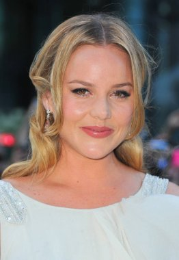 Abbie Cornish at arrivals for W.E. Premiere at the Toronto International Film Festival, Roy Thomson Hall, Toronto, ON September 12, 2011. Photo By: Gregorio Binuya/Everett Collection