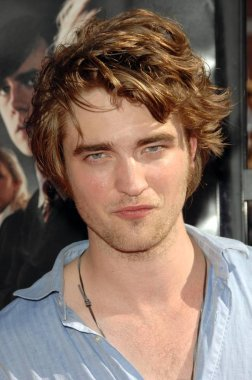 Robert Pattinson at arrivals for Harry Potter and the Order of the Phoenix Premiere, Grauman''s Chinese Theatre, Los Angeles, CA, July 08, 2007. Photo by: Dee Cercone/Everett Collection