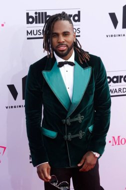 Jason Derulo at arrivals for Billboard Music Awards 2017 - Arrivals 2, T-Mobile Arena, Las Vegas, NV May 21, 2017. Photo By: JA/Everett Collection