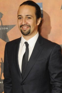 Lin-Manuel Miranda at arrivals for HAMILTON Opening Night on Broadway, Richard Rodgers Theatre, New York, NY August 6, 2015. Photo By: Patrick Cashin/Everett Collection