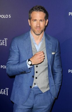 Ryan Reynolds at arrivals for Piaget Launch Party for The Maison Timepiece, The Duggal Greenhouse, Brooklyn, NY July 14, 2016. Photo By: Kristin Callahan/Everett Collection