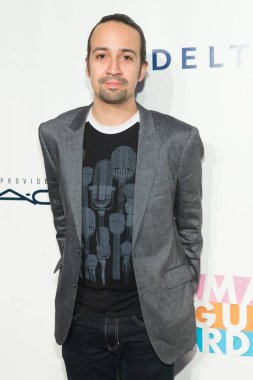 Lin-Manuel Miranda at arrivals for The 82nd Drama League Annual Awards, The Marriot Marquis Times Square, New York, NY May 20, 2016. Photo By: Jason Smith/Everett Collection
