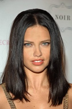 Adriana Lima at in-store appearance for Victoria''s Secret NOIR Fragrance Launch, Victoria''s Secret Lexington Avenue Store, New York, NY May 9, 2009. Photo By: William D. Bird/Everett Collection