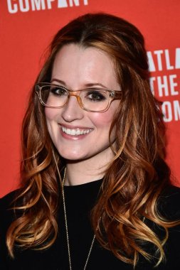 Ingrid Michaelson at arrivals for Atlantic Theater Company Annual Actors'' Choice Gala, The Pierre, New York, NY March 7, 2016. Photo By: Steven Ferdman/Everett Collection