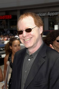 Danny Elfman at arrivals for CHARLIE AND THE CHOCOLATE FACTORY Premiere, Grauman''s Chinese Theatre, Los Angeles, CA, Sunday, July 10, 2005. Photo by: Michael Germana/Everett Collection