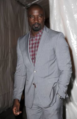 Mike Colter at arrivals for Gotham Independent Film Awards 2016, Cipriani Wall Street, New York, NY November 28, 2016. Photo By: Kristin Callahan/Everett Collection