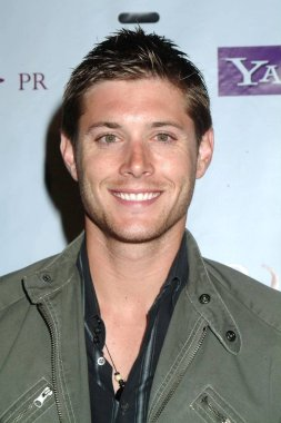 Jensen Ackles at arrivals for Birthday Bash For SHANE WEST AND ERIC PODWALL, home of Eric Podwall, Los Angeles, CA, Saturday, June 18, 2005. Photo by: Tony Gonzalez/Everett Collection