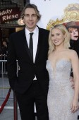 dax shepard, kristen bell at arrival for the boss premiere, regency westwood village theatre, los angeles, ca 28. märz 2016. Foto: michael germana / everett collection