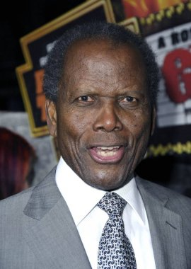 Sidney Poitier at arrivals for GRINDHOUSE Los Angeles Premiere, Orpheum Theatre, Los Angeles, CA, March 26, 2007