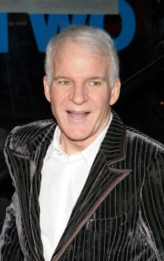 Steve Martin at arrivals for SHOPGIRL Screening, New Beekman Theater, New York, NY, October 17, 2005. Photo by: Dima Gavrysh/Everett Collection