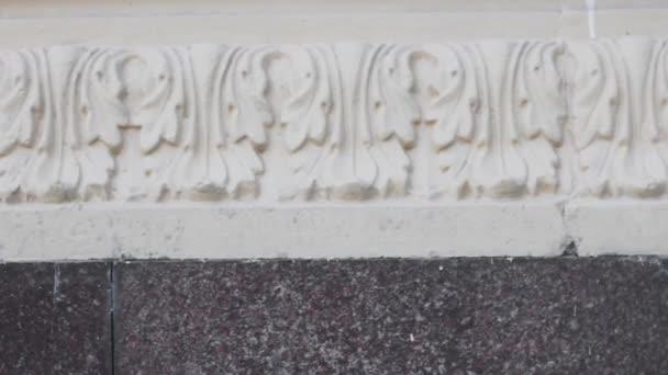 Stuck weiße Wand Hintergrund Textur