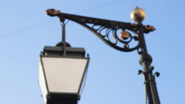old street lamp  antique  retro