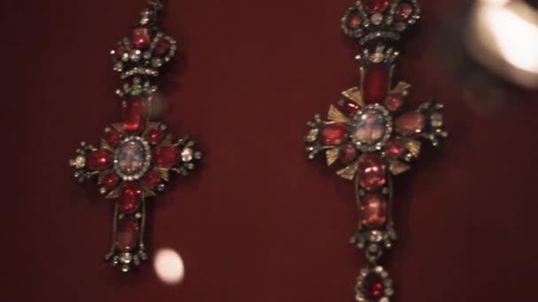 Cross Gold király háttér Jézus