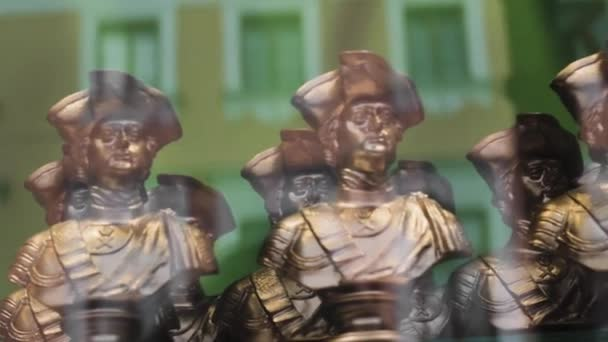 Peter první socha proslulá cestování