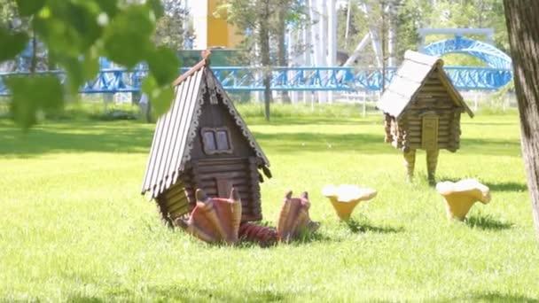 mesés házak falu fantasy mese