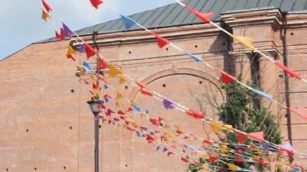 zászlók fesztivál Party Carnival dekoráció