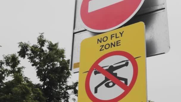 Warnung vor Drohnen in Flugverbotszonen illegal