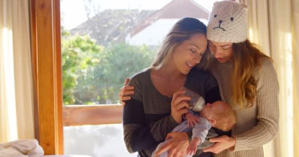 Videos van lesbische moeders