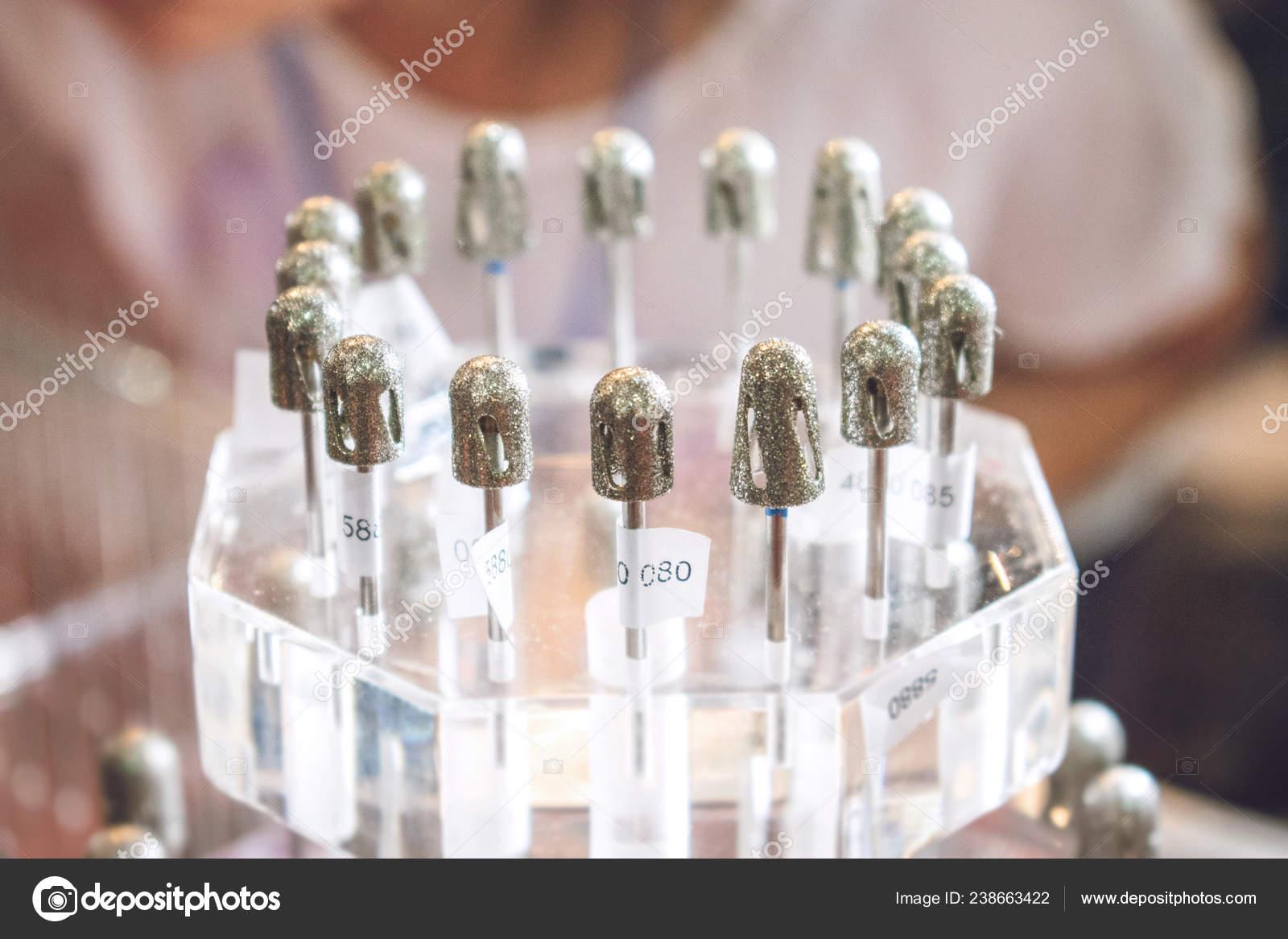 Diamond Cutters Manicure Nail Drill Bits Manicure Accessories Rotary ...