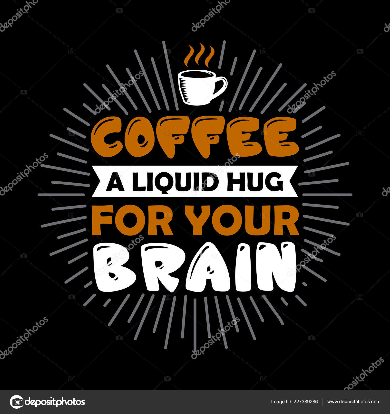 Funny Coffee Quote Saying 100 Vector Best Graphic Your Goods ...