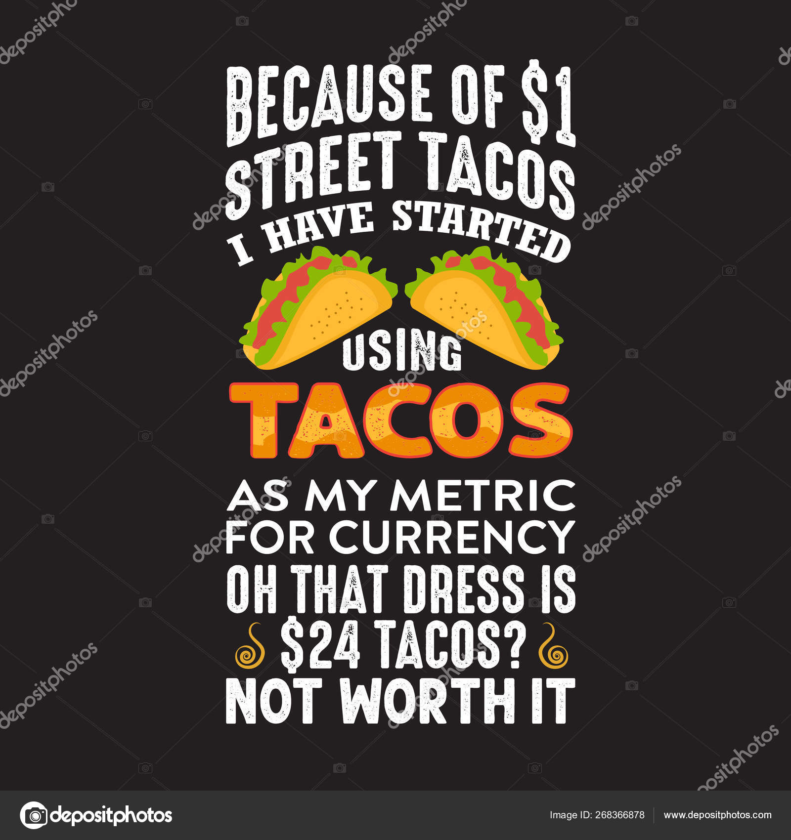 Funny taco tuesday quotes   Funny Taco Quote and saying good ...