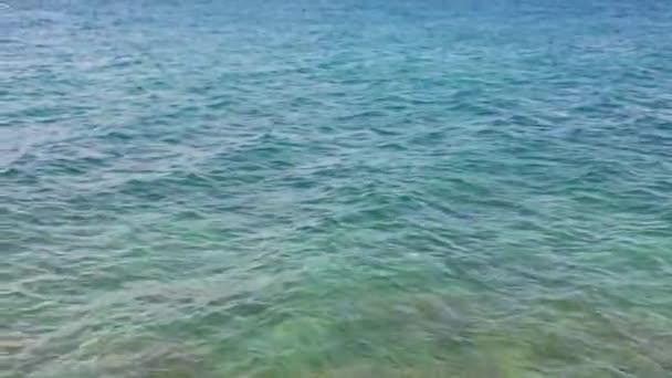 Mořská plocha, 4k video