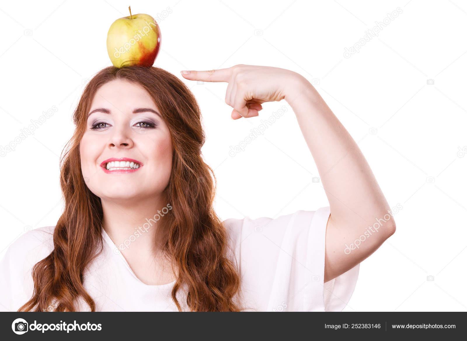яблоко на голове картинки этом