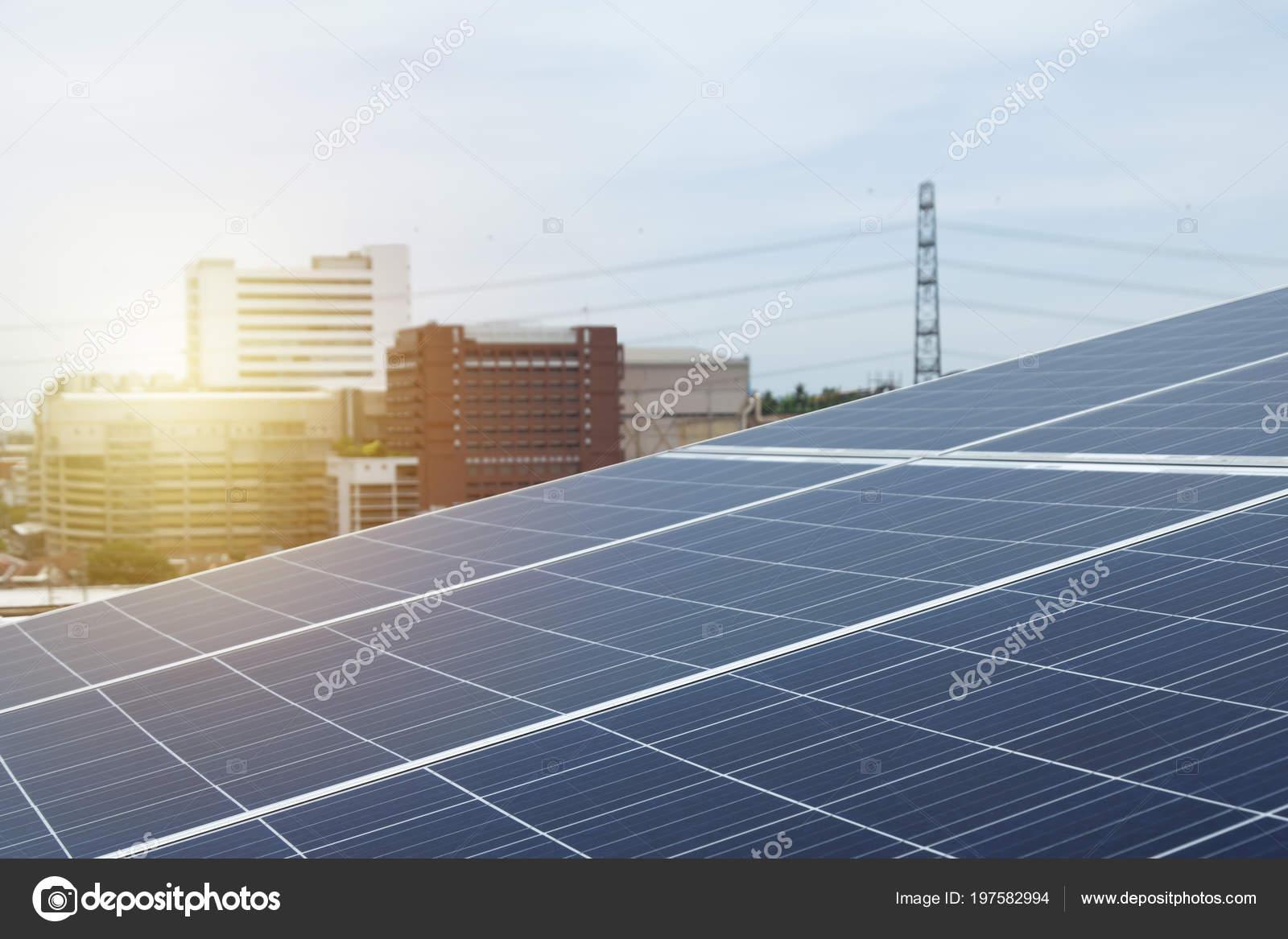Renewable Energy Necessity Future World Golden Light Solar