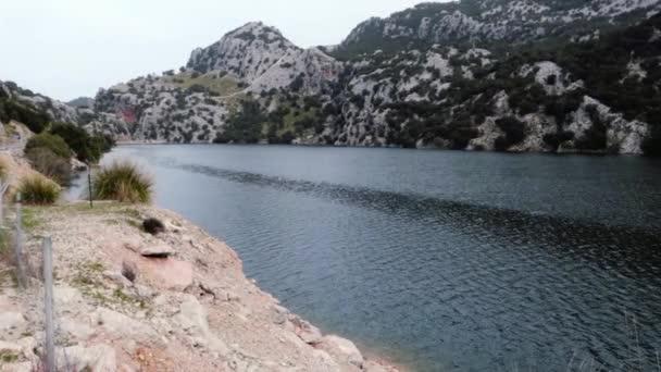 Gorg Blau Lake, Mallorca, spain