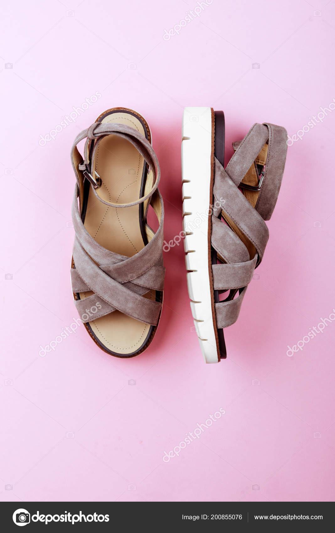 De Moda SandaliasVerano Pastel Fondos Estilo Pk8nwO0
