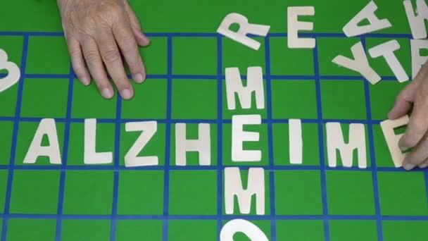 Crosswords for Elderly ,help improve memory & brain