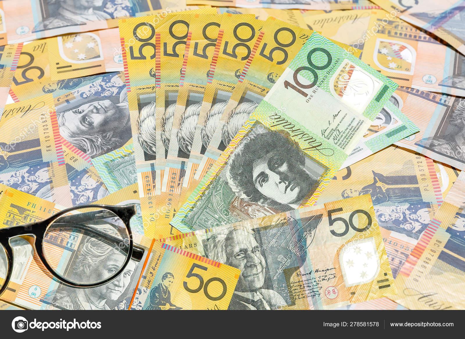 50 australische dollar