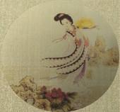 Fotografie Vintage čínské elegantní tkaniny vzor