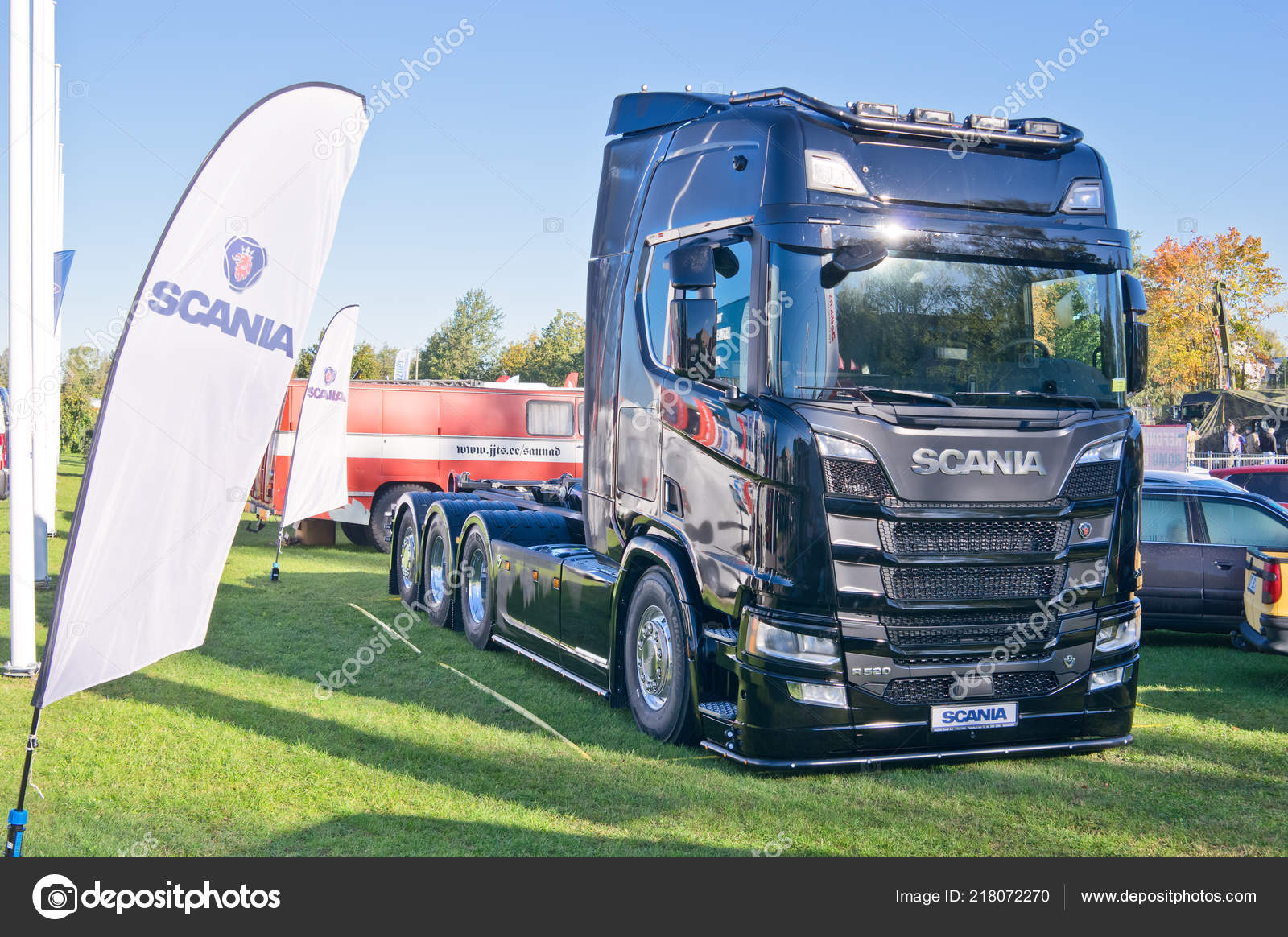 Обои Scania, r999. Автомобили foto 17