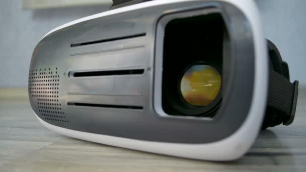 Vr Virtual Reality Brille Aussenansicht Ohne Handy 3d 360 Kino Film